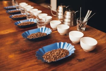 Specialty Coffee Roaster Achilles Coffee Roasters San Diego