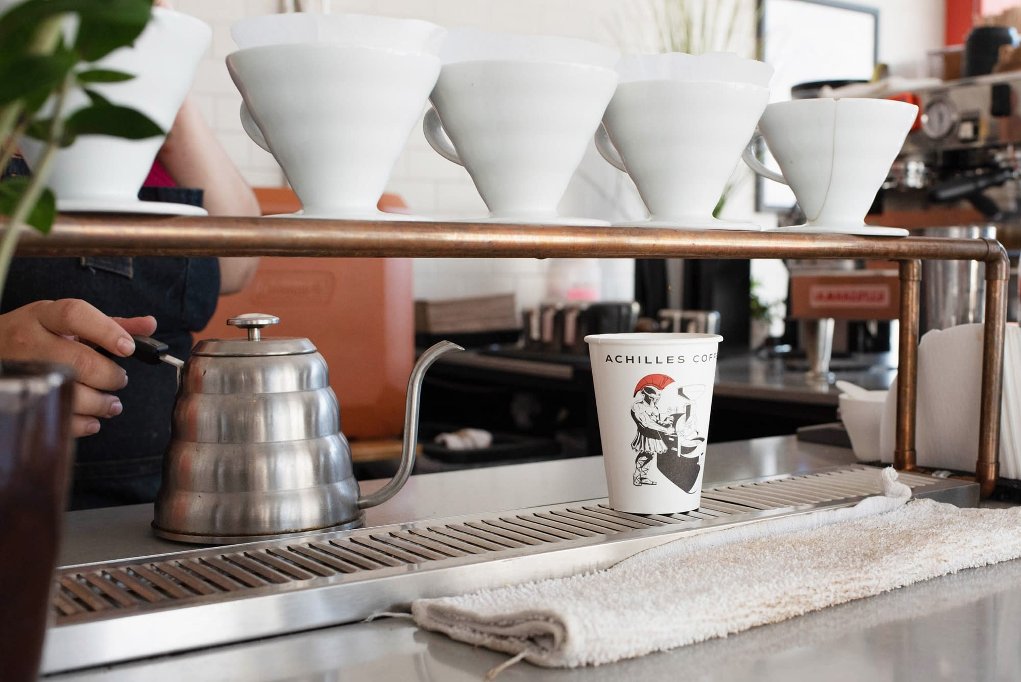 Achilles Coffee Roasters - Largest Pour Over Selection in San Diego