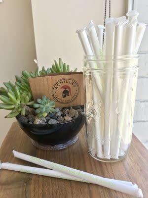 Achilles Coffee Roasters San Diego Plastic Coffee Pollutant