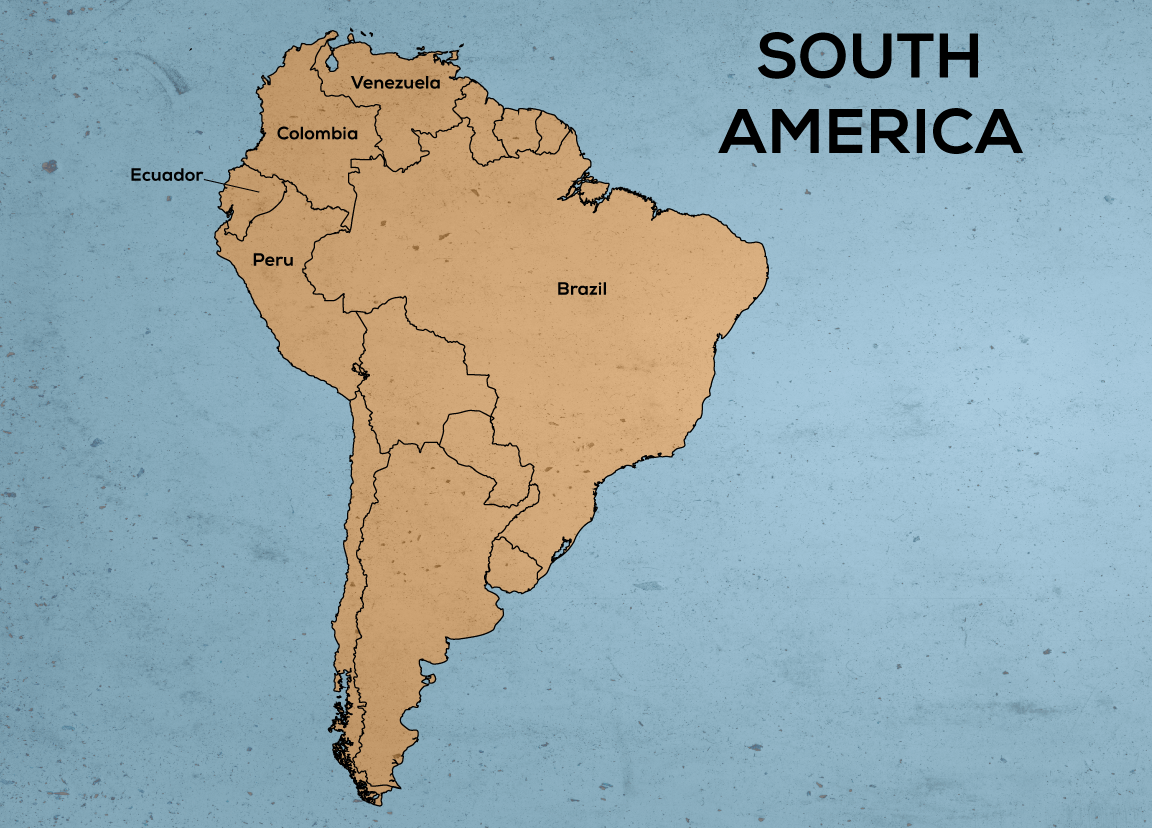 The Top 5 Coffee Growing Regions in South America