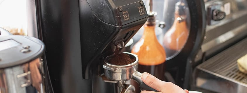 Fine Espresso Grounds