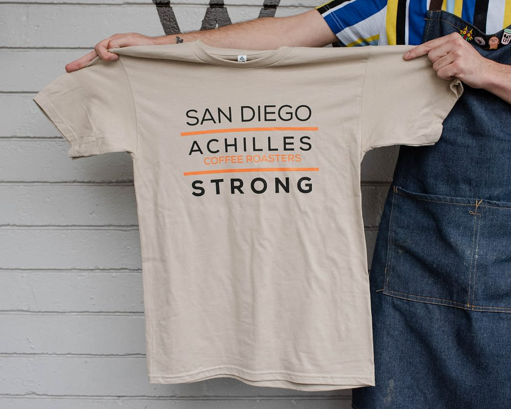 Achilles Shirt Front