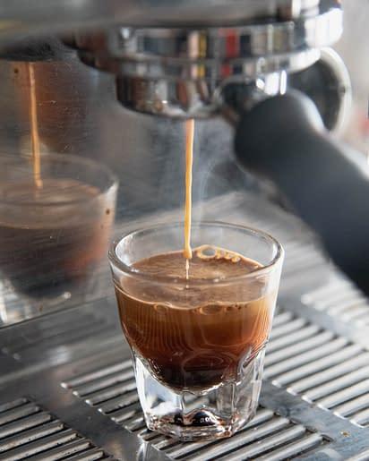 Espresso with Natural Crema