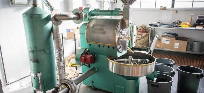 Cooperative Coffee Roasting for Small Coffee Shops
