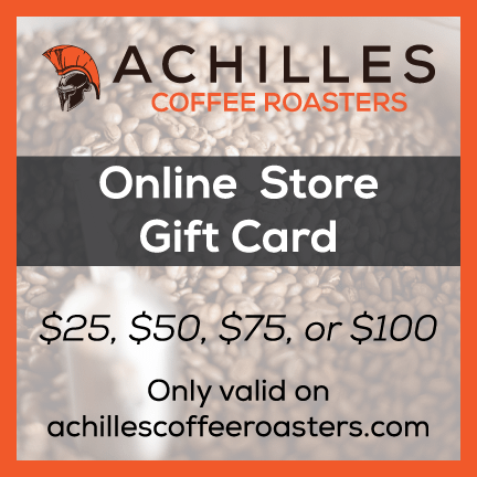 Achilles Online Gift Card