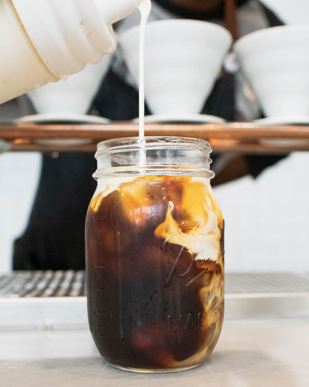 single origin cold brew