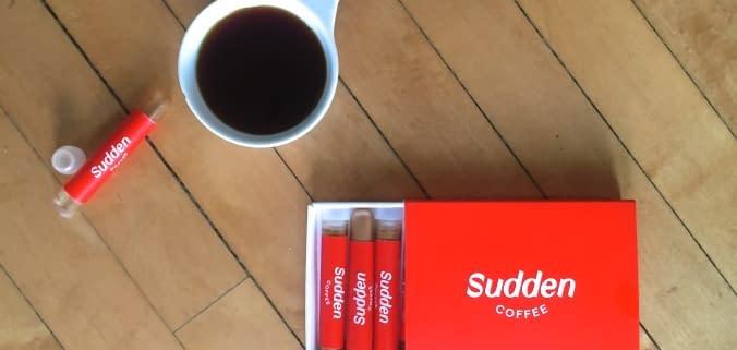 Sudden Coffee Attracts Venture Capital Attention