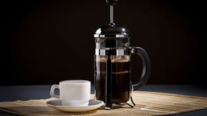 French-Press-Coffee-Achilles-Coffee-San-Diego