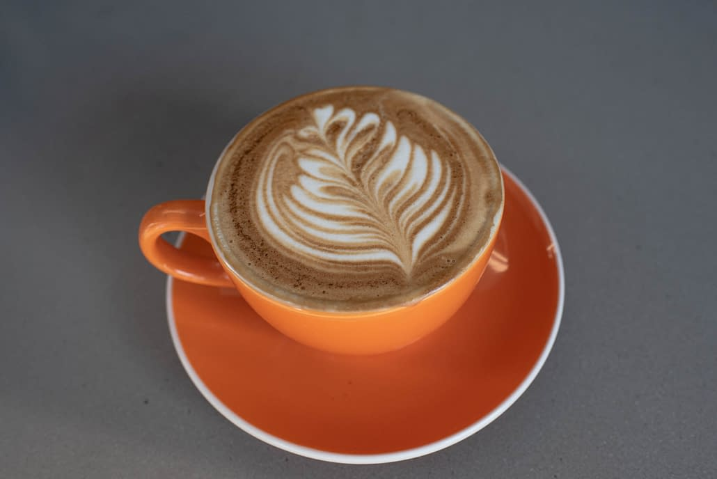 Traditional Latte Art