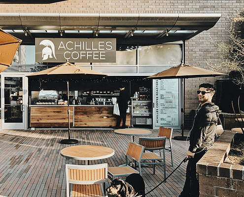 Achilles-Coffee-Roasters-San-Diego-Dog-Friendly-Cafe