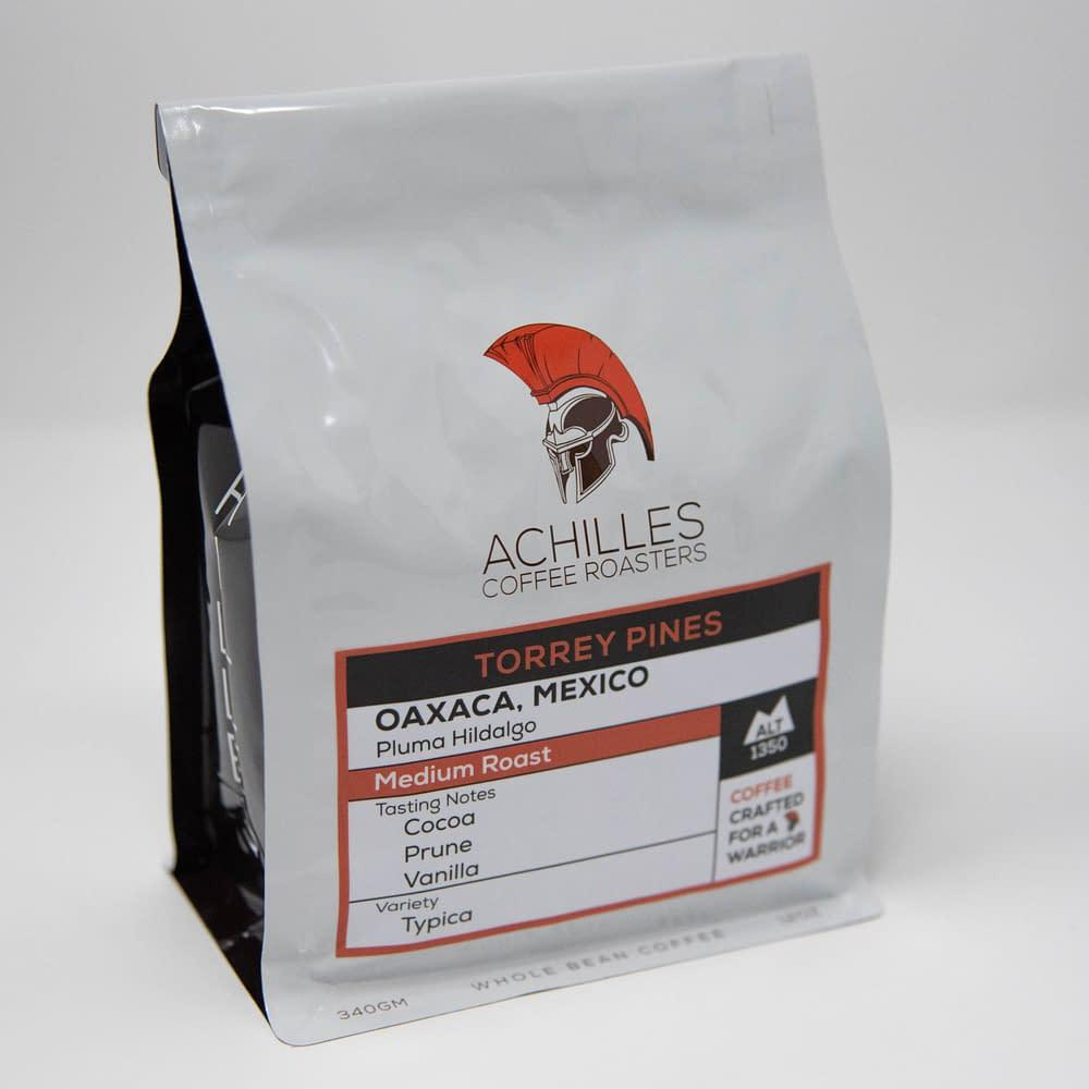 Whole Bean Medium Roast Coffee from Oaxaca Mexico