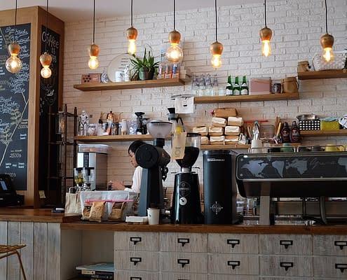 Coffee Shop Third Wave Coffee Achilles Coffee