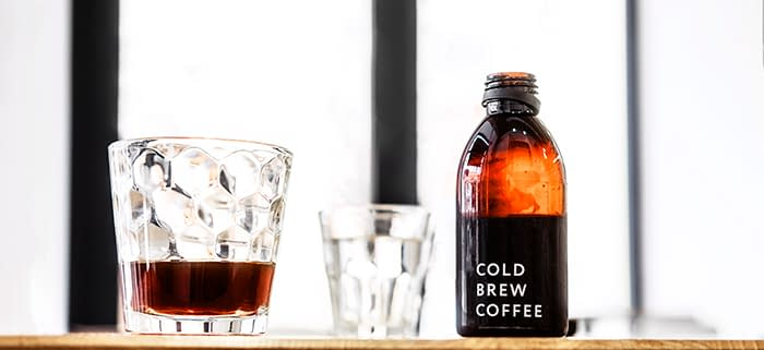 Bottled Cold Brew Coffee San Diego Achilles Coffee Roasters