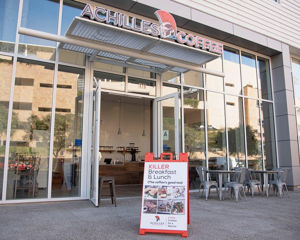 Achilles Park 12 - Now Open