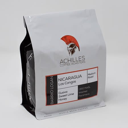 Whole Bean Medium Roast Coffee from Nicaragua